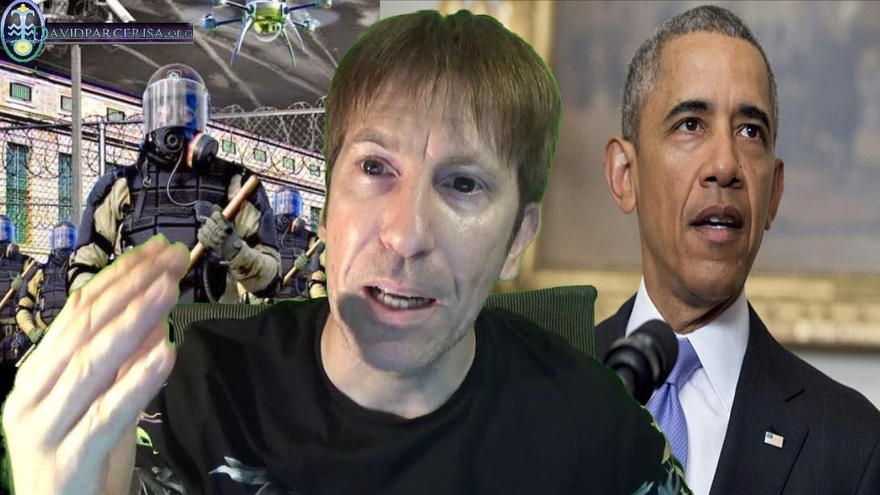 Obama Podría Ordenar La Ley Marcial