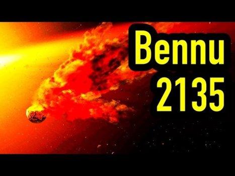 ¿Se prepara la NASA en secreto para la llegada del meteorito Bennu en 2135?