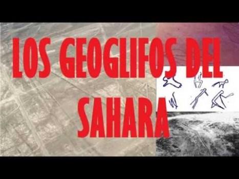 Los Geoglifos del Sahara
