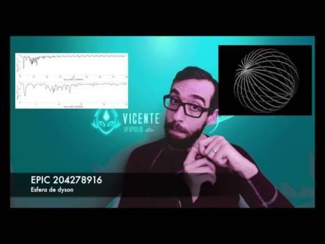 Descubren otra megaestructura extraterrestre en la estrella EPIC 204278916