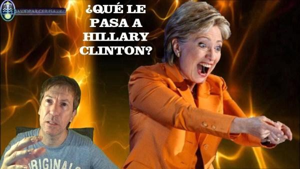 El Extraño Trastorno De Hillary Clinton: ¿Víctima De Control Mental?