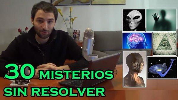30 Misterios sin Resolver – Ronda de Respuestas