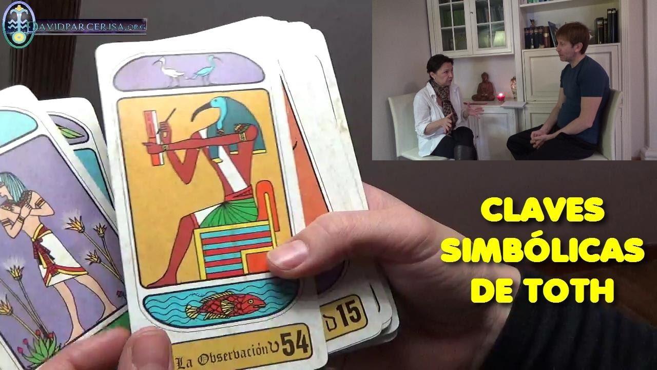 La Magia De Los Símbolos De Toth A Través Del Tarot