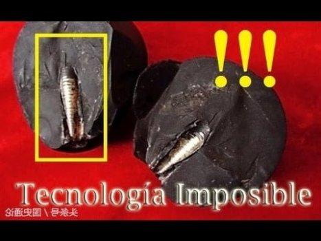 ¿Qué es el Artefacto IMPOSIBLE que Encontraron Dentro de un Meteorito?