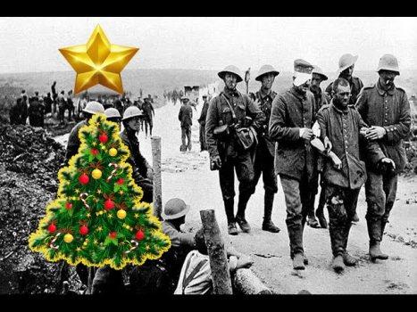El Milagro de Navidad que ocurrido Durante la Primera Guerra Mundial