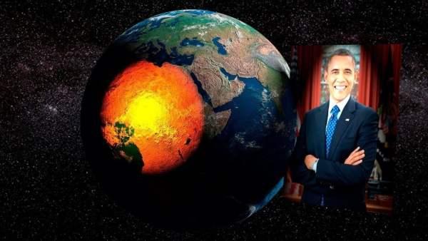 La Casa Blanca se prepara para el impacto de un Gran Asteroide