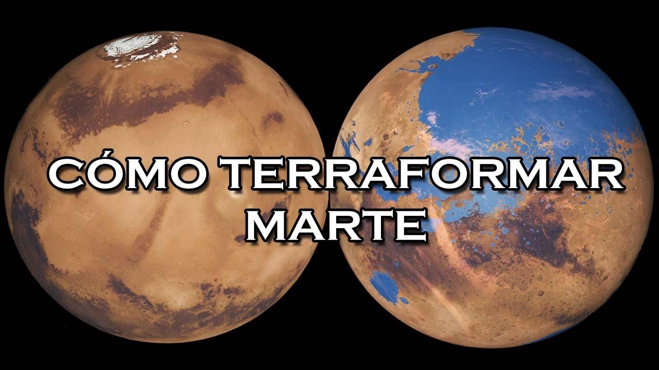 ¿Se Puede Terraformar Marte?