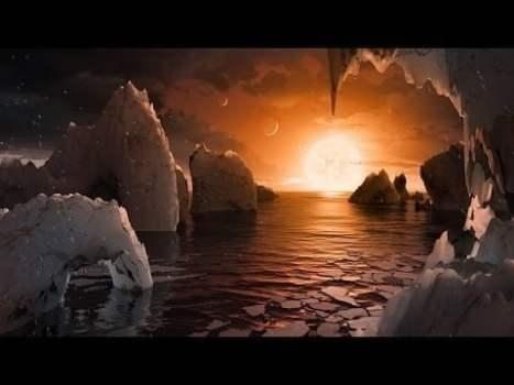 La NASA Descubre un Nuevo Sistema Solar Donde Puede Haber Vida