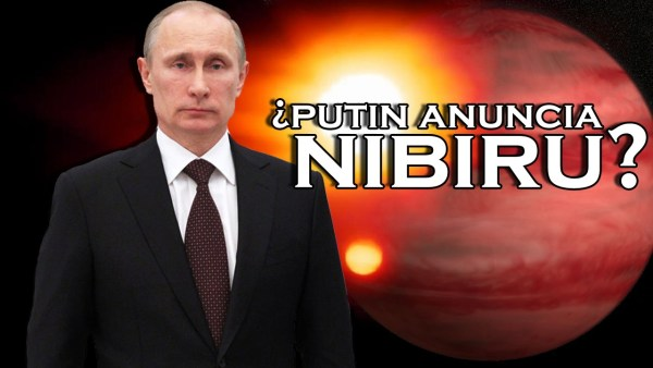¿Putin Anuncia Oficialmente Nibiru El Planeta X?