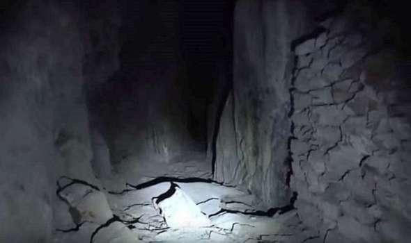 Sonidos espeluznantes captados en una mina abandonada en Australia