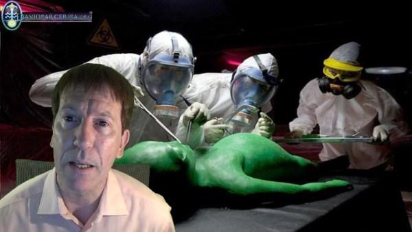 ¿Tienen Los Gobiernos Extraterrestres Capturados Vivos?