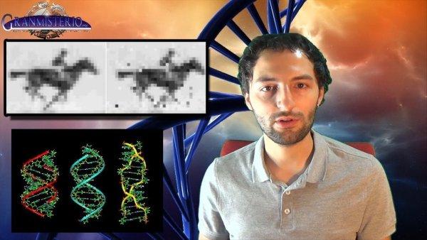 Científicos Insertan un Vídeo en el ADN de una Bacteria viva