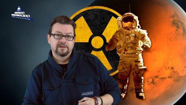 Descubiertas Extrañas Mutaciones en los Astronautas