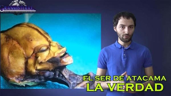 Descubren el verdadero origen del Extraño Ser de Atacama