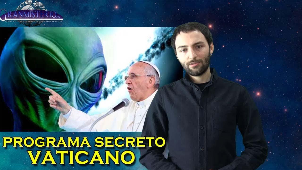 Misión Secreta del VATICANO para buscar ALGO muy extraño en el Espacio