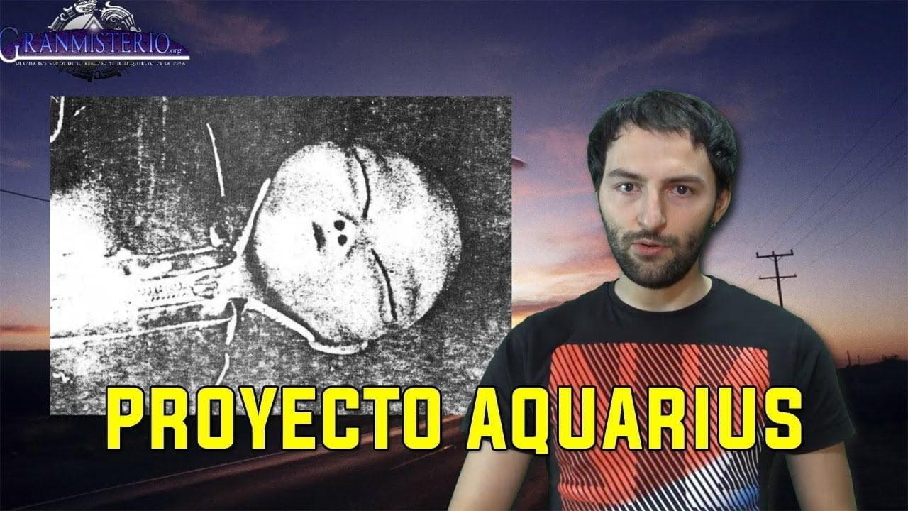 Proyecto AQUARIUS – El gobierno capturó extraterrestres vivos