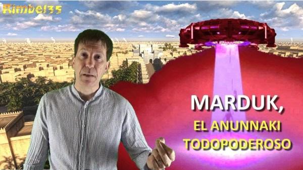EL SECRETO DE MARDUK, EL ANUNNAKI TODOPODEROSO