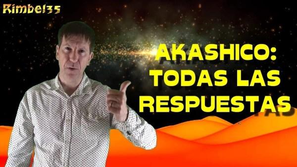 AQUEL QUE CONSIGA ENTRAR EN EL AKÁSHICO TENDRÁ TODAS LAS RESPUESTAS