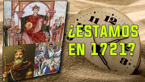 ¿Estamos en el Año 1721 y NO en 2018? – La teoría del Tiempo fantasma