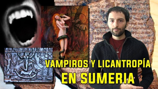 ¿Existieron los Vampiros y Hombres Lobo en la Antigua Sumeria?