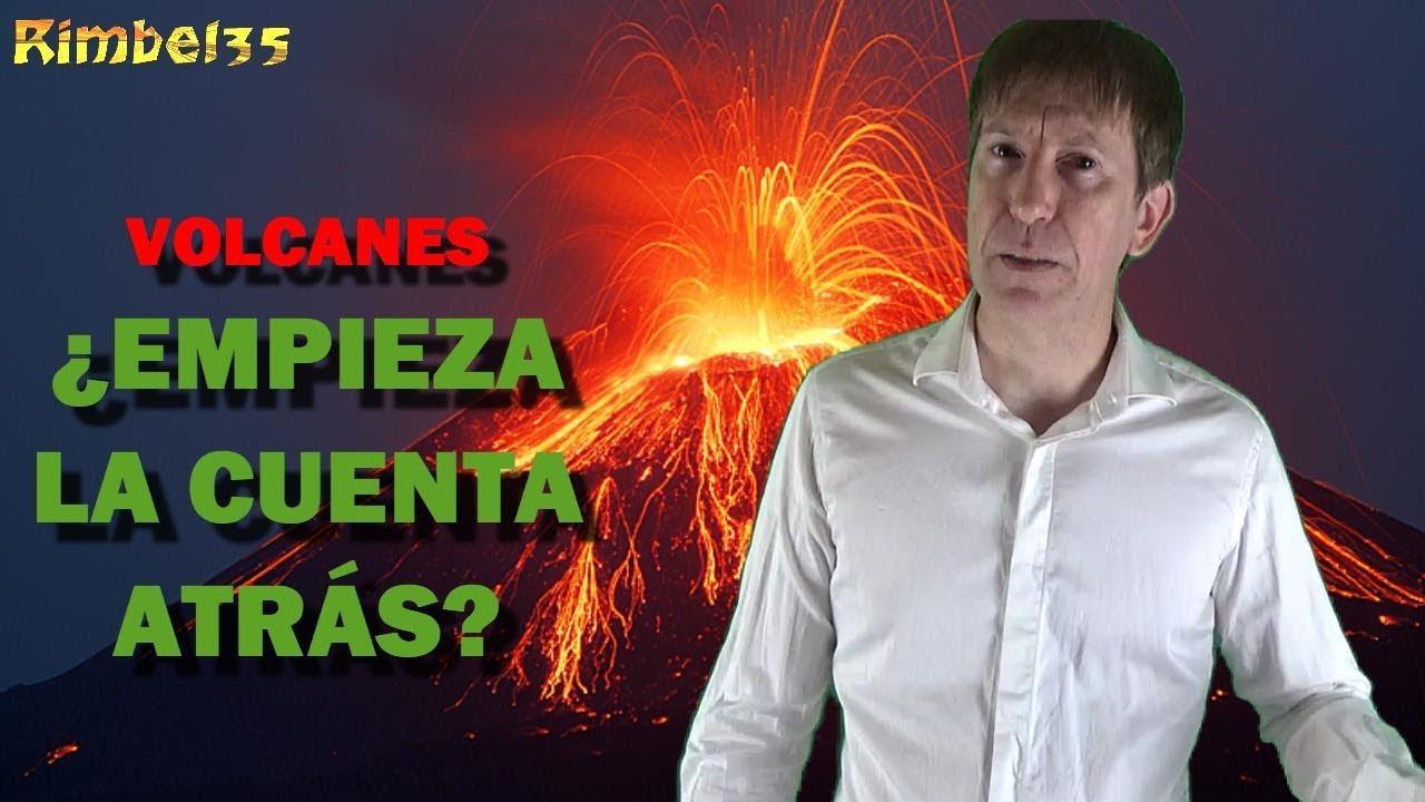 ALERTA ROJA: DESPIERTAN LOS VOLCANES