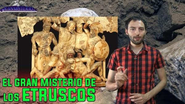 La Civilización DESCONOCIDA de los ETRUSCOS – Un gran Misterio Antiguo