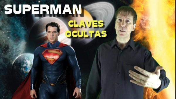 LAS CLAVES OCULTAS DE SUPERMAN: ¿QUÉ FUERZAS ENVUELVEN AL PERSONAJE?