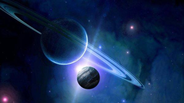 Confirman que un Misterioso Planeta Chocó Contra Urano