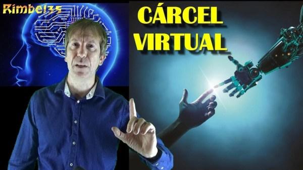 ¿QUE PASARÍA SI DESPERTARAS ATRAPADO DENTRO DE UN PROGRAMA VIRTUAL? La Futura Cárcel Virtual