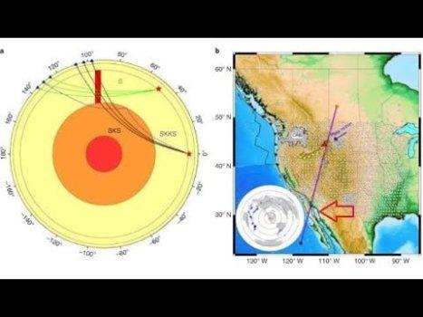 Descubren Inmensa Anomalía Subterránea que va Desde México a Yellowstone