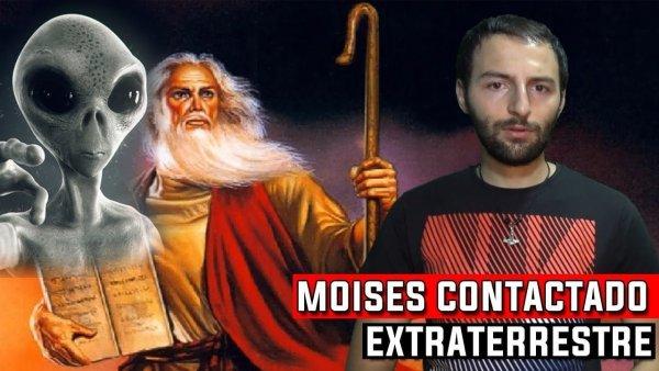 ¿Fue Moisés un contactado extraterrestre?