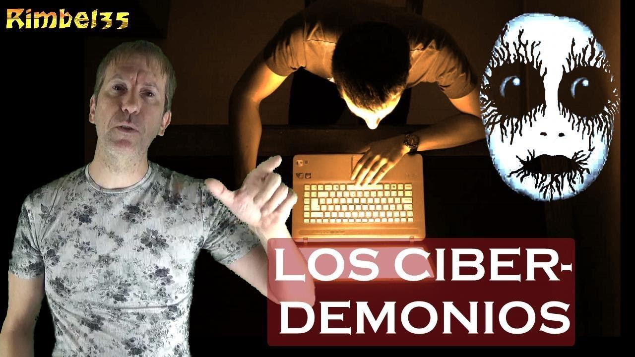 CUIDADO CON LOS CIBER-DEMONIOS DE LA RED