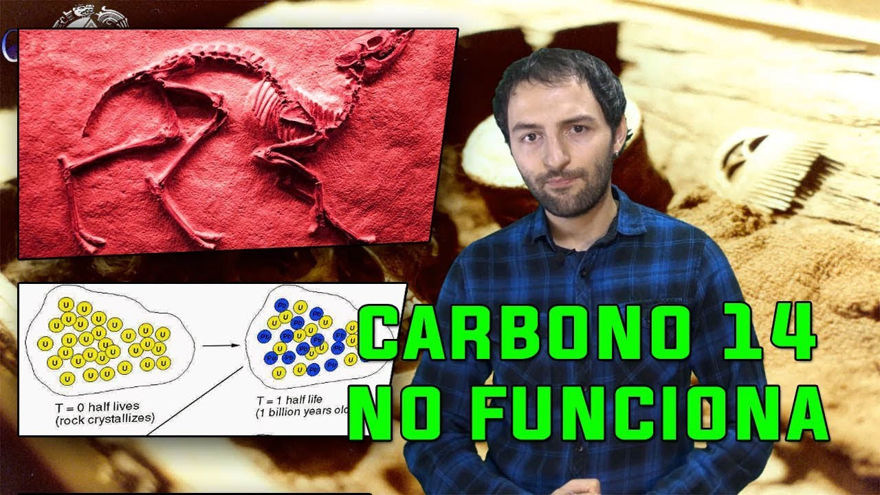 El Carbono 14 tiene ERRORES y está datando MAL la Historia
