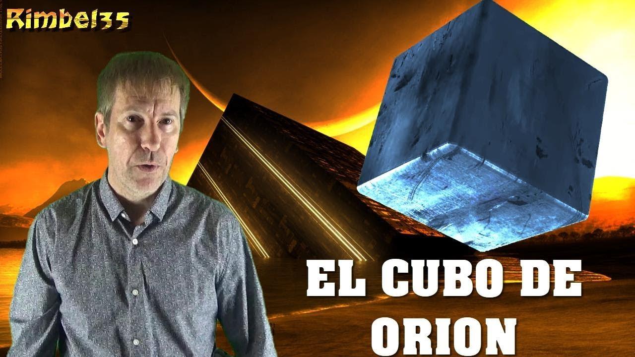 EL CUBO DE ORION, Increíble Dispositivo Alienígena Para ver el Futuro