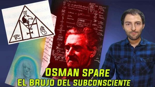 Los Secretos de Austin Osman Spare el mayor BRUJO del SUBCONSCIENTE