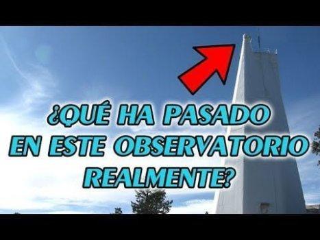 Toda la Verdad Sobre el Incidente del Observatorio Solar de Nuevo México