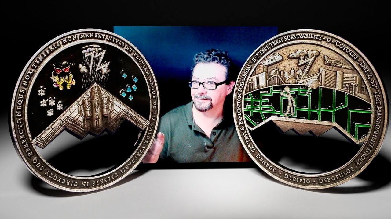 Area 51 y su Misteriosa Moneda