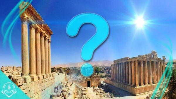 ¿Fue Baalbek Un Puerto Espacial Annunaki?