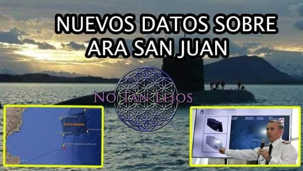 Sobre los nuevos datos de ARA San Juan