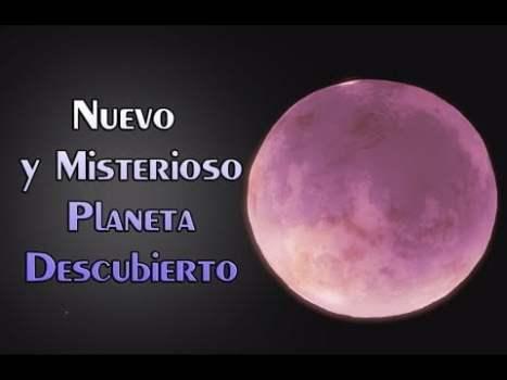 Astrónomos Buscaban el Planeta X y Encontraron un Misterioso Mundo Rosado
