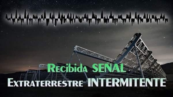 Astrónomos Detectan Una Extraña Señal Intermitente en el Espacio