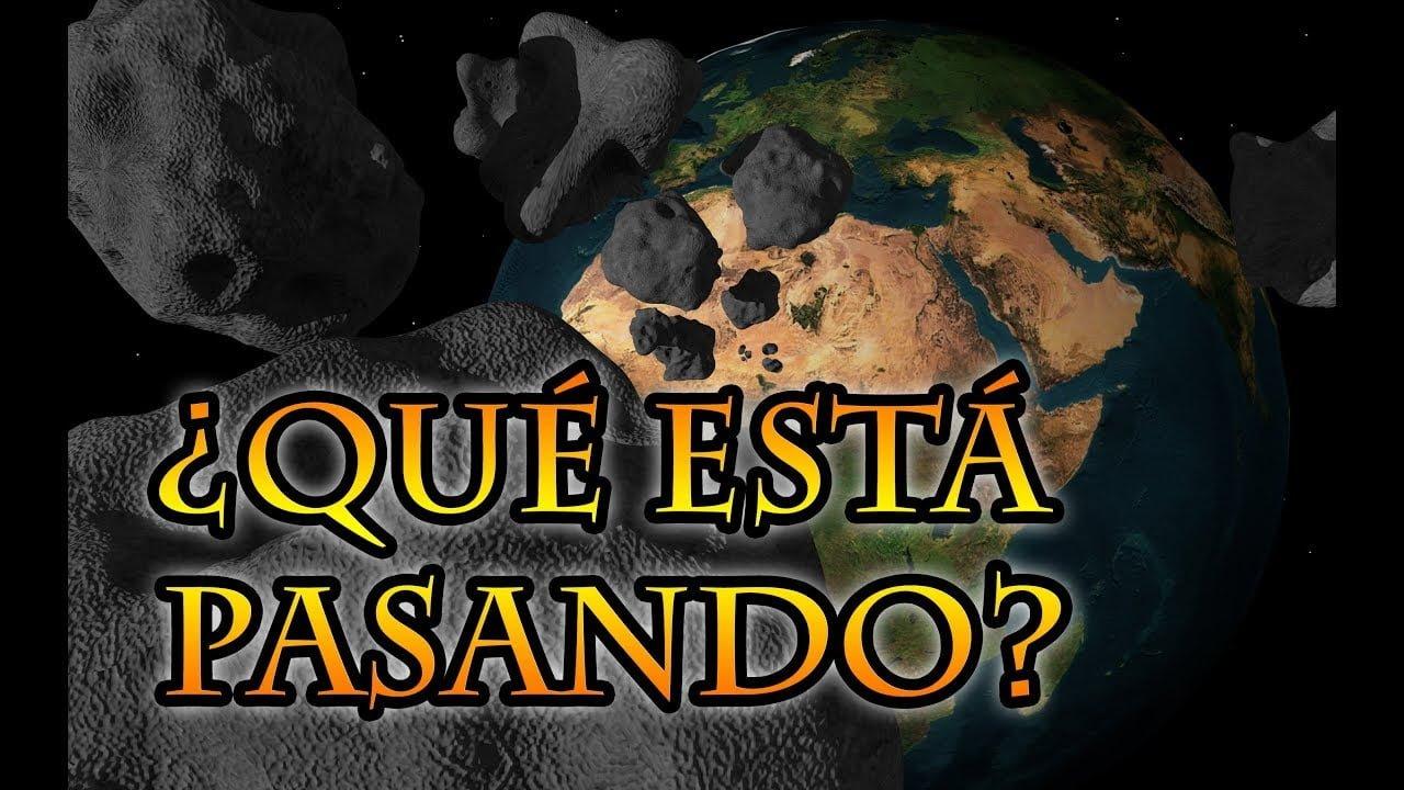 Caen Más Meteoritos que Nunca y la Ciencia NO Puede Explicarlo