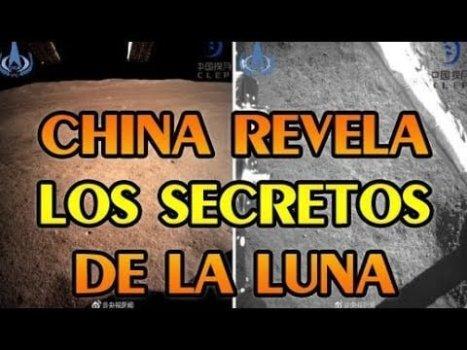 China le Muestra al Mundo Como es la Cara Oculta de la Luna