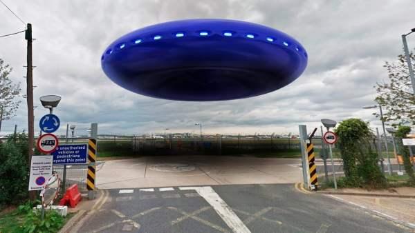 Conspiración en el Aeropuerto de Gatwick