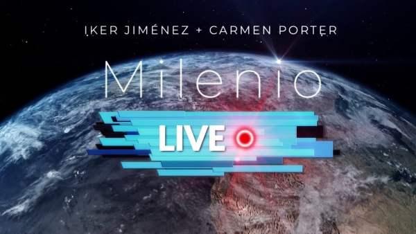 La estación del misterio | #MilenioLive | Programa nº 17 (26/01/2019)