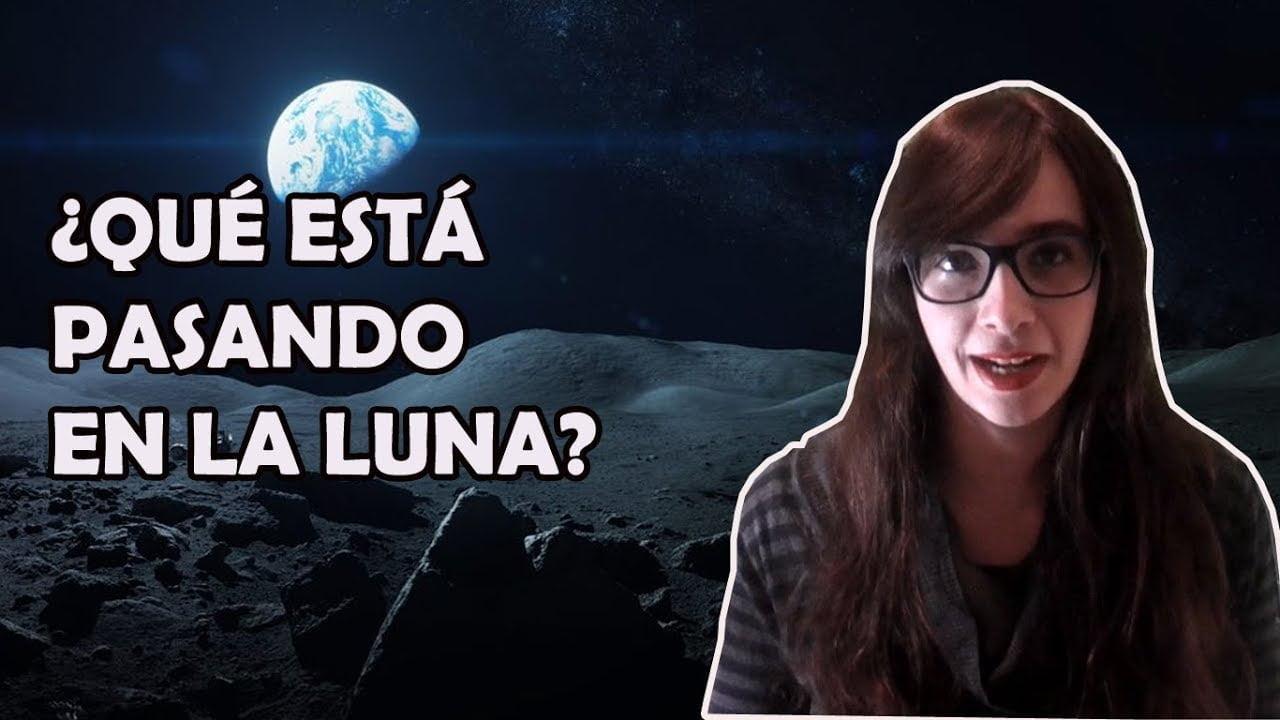 ¿Qué ocurre en la Luna? Novedades y misterios