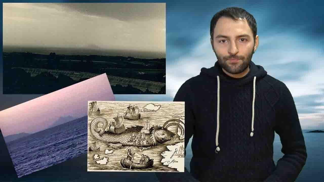 El misterio de la Isla de San Borondón ¿Lugar atrapado en otra DIMENSIÓN?