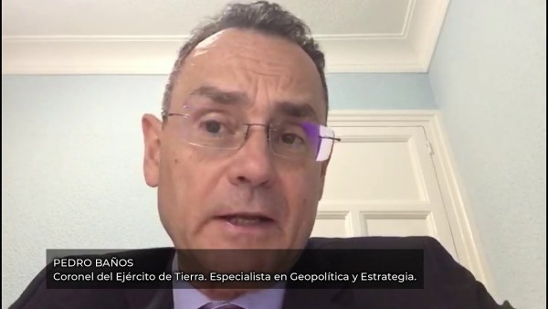 Pedro Baños en #MilenioLive | Proyecto Censurado