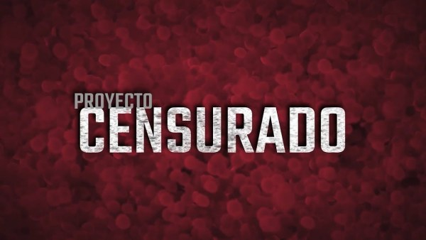 Proyecto Censurado 4 #MilenioLive