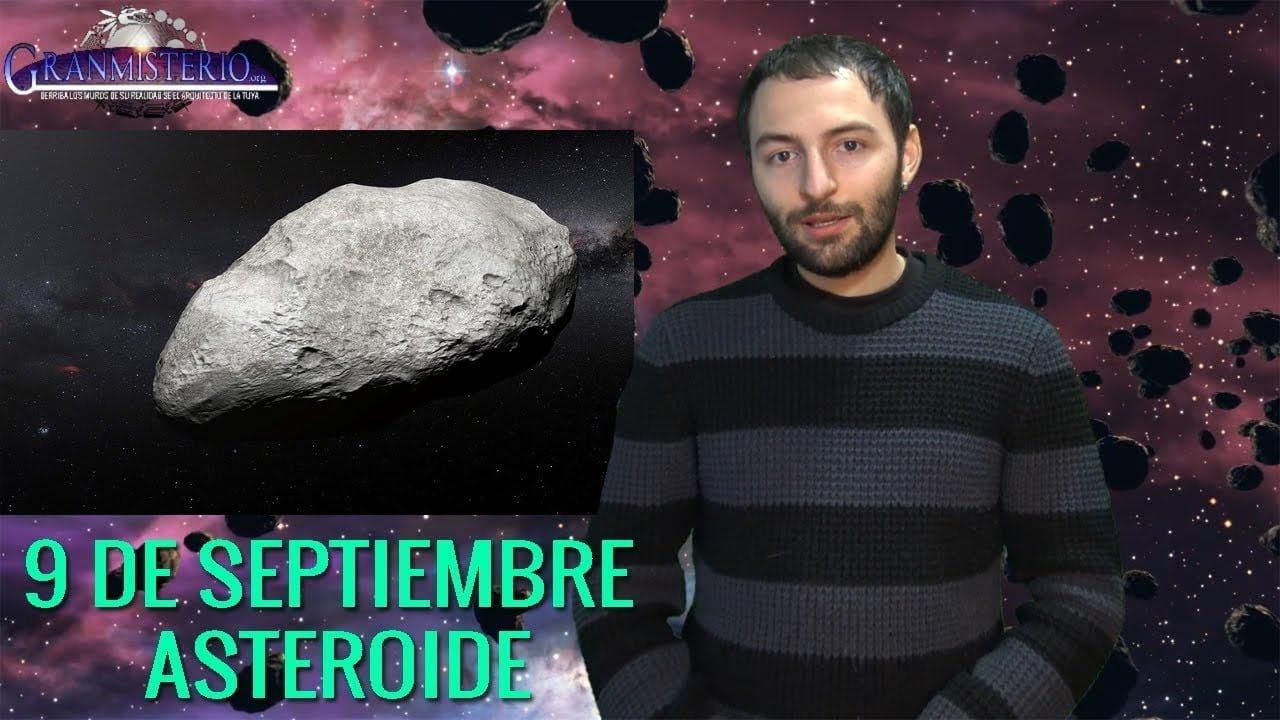 Un Asteroide de 40 Metros Podría impactar contra la Tierra el 9 de Septiembre